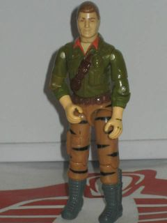 GI Joe action figure Tiger Force Duke 1988 CD 8 5