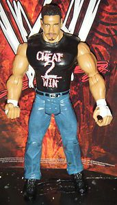 WWE Eddie Guerrero Ruthless Aggression Wrestling Action Figure Lot