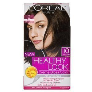 Loreal Healthy Look Creme Gloss Color No Ammonia Pick Your Shade 2 3 4