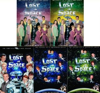 Lost in Space Complete Series Season 1 2 3 New DVD
