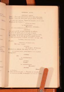 Cyrano de Bergerac Comedie Heroique en Cinq Actes by Edmond Rostand