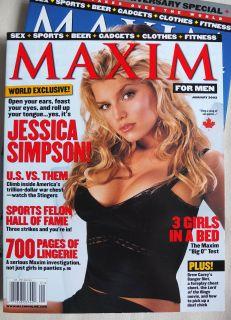 35 41 42 48 49 50 52 Jessica Simpson Jaime Pressly Eliza Dushku