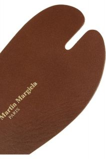 Maison Martin Margiela 13 LAtelier Tabi Leather Bookmark BNIB Net A