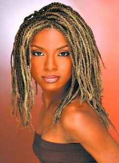 Nafy Collection Nubian Dred Twist Hair
