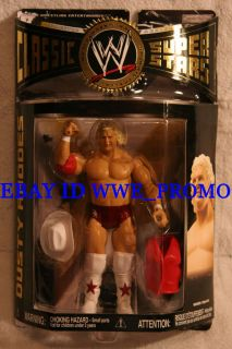Wrestling Classic Superstars Series 13 Figure Dusty Rhodes C