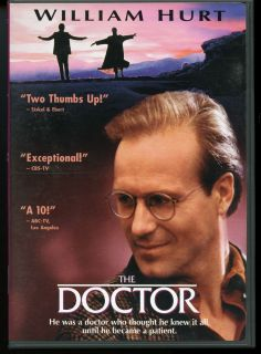 The Doctor 2004 DVD Release Widescreen Like New 786936209754