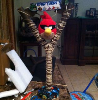 Inspired Angry Birds Space Party Decorations Centerpiece