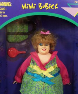BOBECK Doll Action Figure MIB 1998 from Drew Carey TV Show Funny Rude
