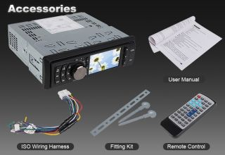 hd car stereo dvd cd player usb sd port detachable panel
