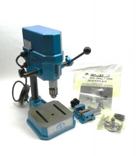 DRILL PRESS GROBET PRECISION DRILL PRESS WITH VISE MINI DRILL PRESS 28