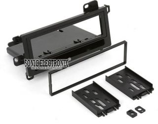 CJ1278B 1974 up Chrysler/Dodge/Eagle/Jeep Single DIN Install Dash Kit