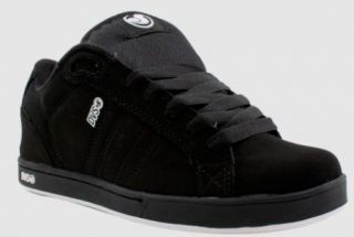 DVS Shoes Charge Size 8 or 9 Mens Skateboard New Shoe Black Brand New