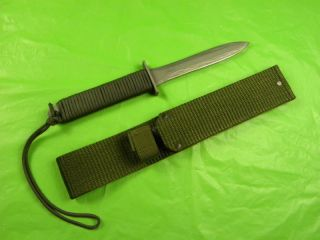 US John EK Effingham IL Commando Fighting Knife