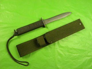 US John EK Effingham IL Commando Fighting Knife