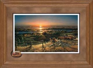 Terry Redlin Framed Best Friends Print