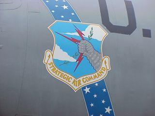 Command Hat US Air Force Sac Offutt AFB Wowaf Bomber B1 B2 ICBM
