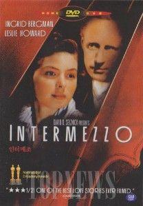 Intermezzo 1939 Ingrid Bergman DVD SEALED