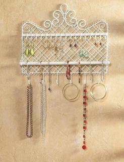 Jewelry Earring Bracelet Necklace Holder Hanger Organizer Storage