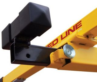 Red Line 11 15 Drywall Lift Jack Panel Hoist Dry Wall