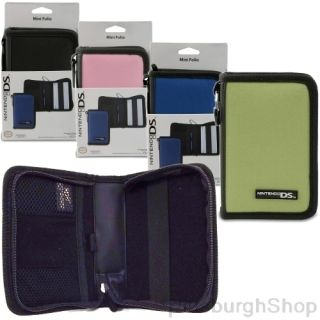 Nintendo DS Lite DSi 3DS Travel Tote Bag Game System Protective Case