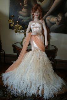 Jean Paul Gaultier Mundia Fashion Porcelain Doll Ltd Ed