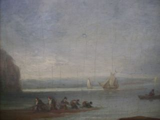British Maritime Oil Painting William Joy to $19 000