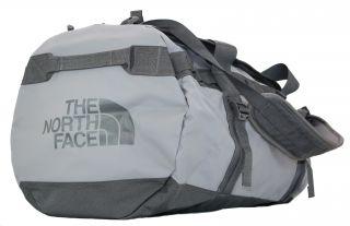 NEW The North Face BASE CAMP DUFFEL BAG GRAY nwt size Medium