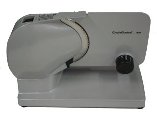 Chefs Choice Premium Electric Meat Food Slicer 610 New