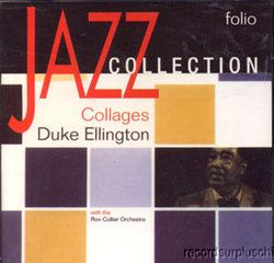 Duke Ellington Collages CD 1973 Classic Big Band Re Issue NEW