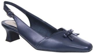 Easy Street Incredible Womens Low Heel Shoes Mid Heel