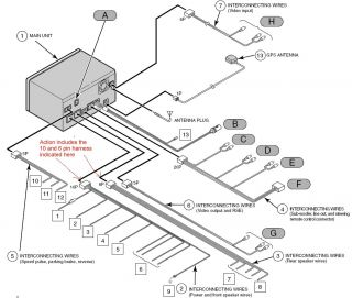 Pioneer Radio Avh P3300bt Wiring Diagram on wiring trailer harness car
