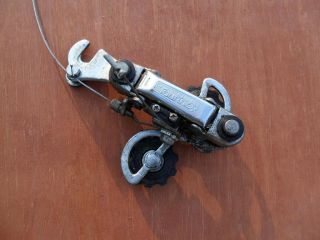 Vintage Bicycle Shimano Tourney Rear Deraill Shift Mechanism