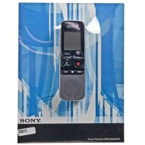 Sony 2GB   500hrs Digital Voice Recorder w/Stereo Microphone & Speaker