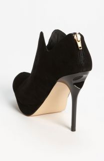 DV by Dolce Vita Nisha Suede Black Ankle Boot Bootie sz 9 NEW