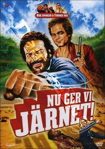 All The Way Boys NEW PAL Classic DVD Terence Hill Bud Spencer
