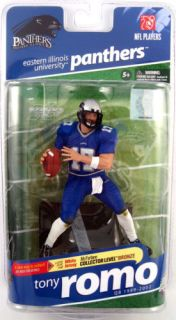 McFarlane College Football Series 2 Tony Romo Panthers