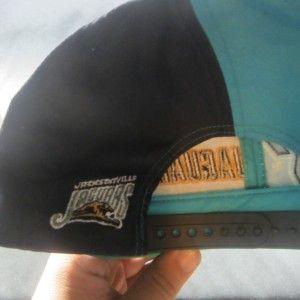 Vtg Jacksonville Jaguars Eastport Starter Snapback Hat Cap Gabbert