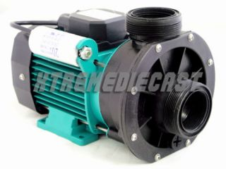 4HP Electric Water Pump Pool Pond Spa 2 1 2 39GPM