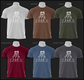 Frankenstein Rockabilly Edgar Winter Band T Shirt s XXL
