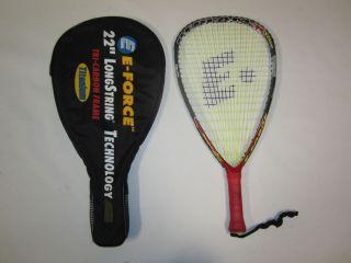 Force Bedlam x 170 grams Lite Racquetball Racquet Tri Carbon 22