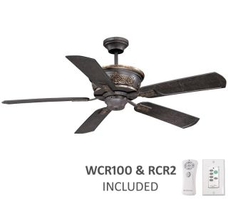 Ellington 52 Anastasia Ceiling Fan Comes w/ remote and wall switch $