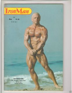 Bodybuilding Fitness Musclemag Ken Passariello Don Ross 5 81