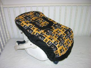 Infant Car Seat Carrier Cover M w Mizzou Tigers Missouri University