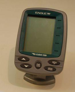 Eagle Cuda 128 Portable Depth Fish Finder   Fishfinder
