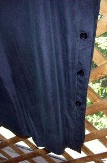 Vintage EARL ALLEN Washington, DC PURE SILK Size 10 Charcoal Gray