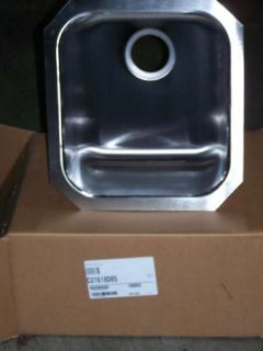 Elkay   Kitchen Sink   1 Bowl   Special Sale Price Series CU1618D85