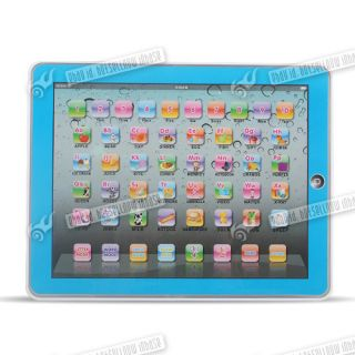 Educational Toy Tablet Pre School For Toddler Child Kids Games