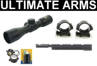 UAG Enfield Rifle 303 No 1 MK3 4x30 Scope Mount Rings