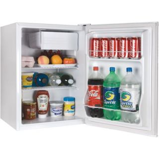 Haier 2 7 Cubic Foot Energy Star Refrigerator Freezer Compact Personal