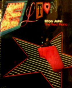 Elton John The Red Piano SEALED 4 Disc Set 2 DVDs 2 CDs Live from